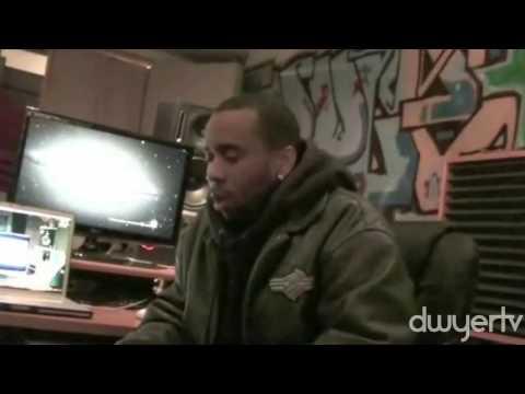 Chilla Jones Interview | DWYER TV Show 3 | 27/3/10 SUBSCRIBE! - Part 1