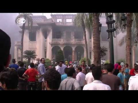 Violence continues in Egypt | Journal