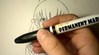 Рисуем аниме. Уроки рисования (часть 1)