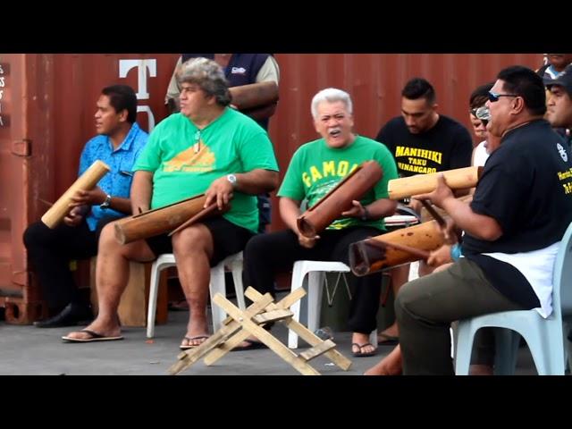 Préparations aux festivités de la Consitution à Rarotonga