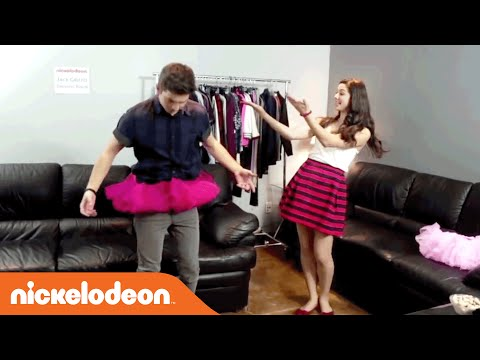Zach King's Dressing Room Magic with Jack Griffo & Kira Kosarin