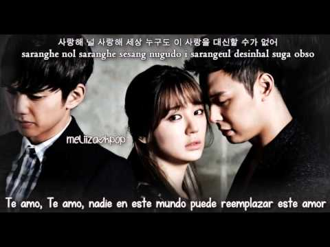 [SubEspañol] Jung Dong Ha - Look At You (I Miss You OST) [Hangul+Rom]