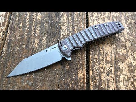 The Tangram Knives Orion Pocketknife: A...