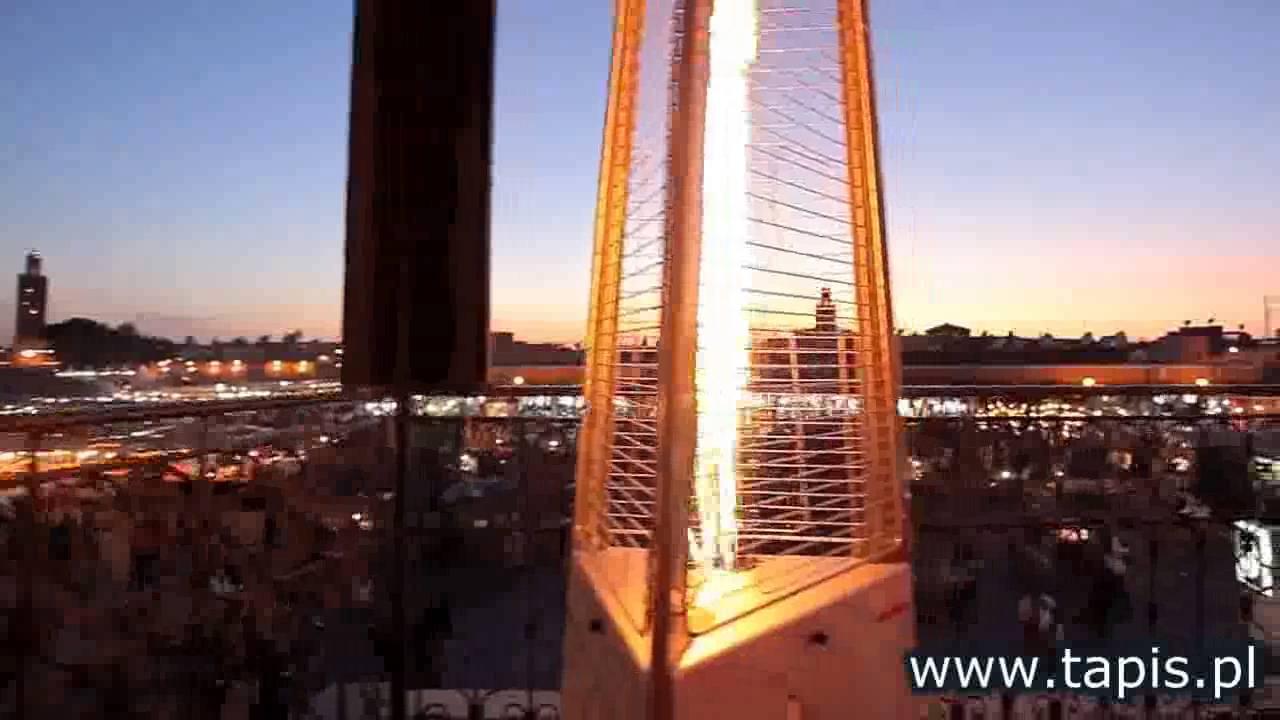 Tapispl Nowoczesne Ogrzewanie Tarasu Balkonu Altanki Ogrodowe Lampy Grzejniki Gazowe łódź