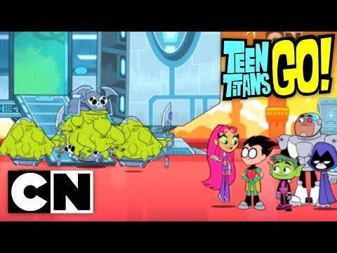 Teen Titans Go! -  Tamaranian Vacation (Clip 2)