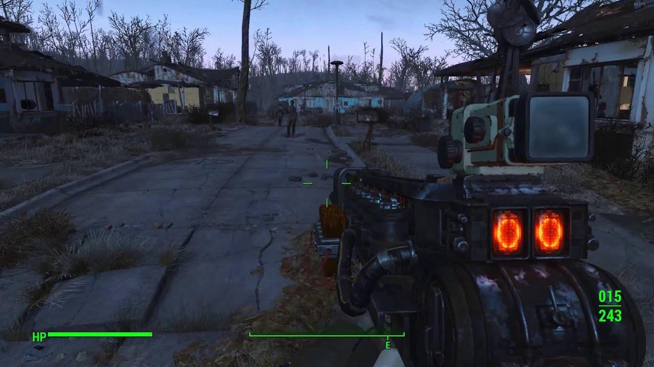 Fallout 76 gauss rifle