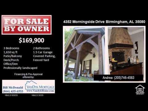 3 Bedroom Home For Sale near Helena Intermediate School Birmingham AL