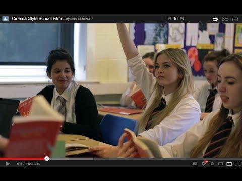 Westlands School Torquay, promotional film