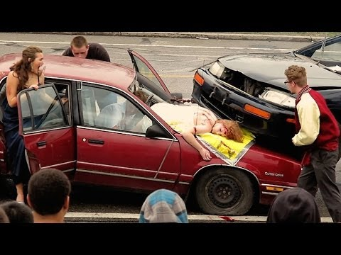 North Central High School Mock Crash 2014