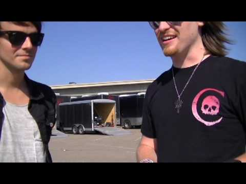 Warped Tour Interview with Bertrand Poncet of Chunk! No Captain Chunk!