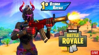 🔴 PLAYING WITH THE NEW DARK REFLECTIONS PACK-FORTNITE BATTLE ROYALE-#LIVETODODIA