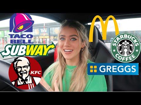 vegan fast food review