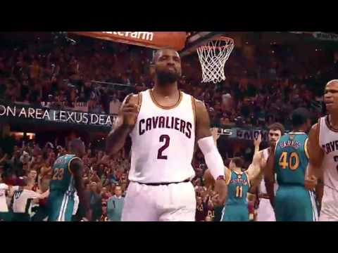 Cavaliers vs Warriors Game 5 NBA on ABC Intro Video | 2017 NBA Finals