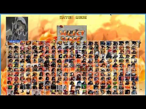 download game naruto shippuden ultimate ninja storm 4 mugen pc