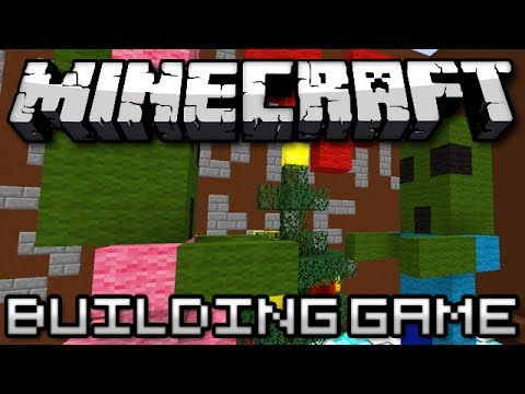 Minecraft: Building Game - CHRISTMAS EDITION!