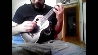 thurston moore / ono soul (ukulele #1)