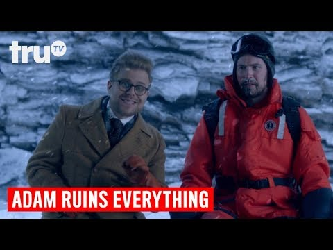 Adam Ruins Everything - How Tourists Turned Mount Everest into a Dump | truTV