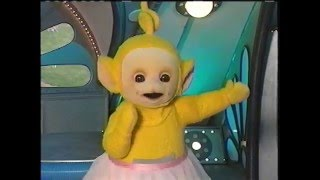 Teletubbies - silly songs and funny dances part 1
