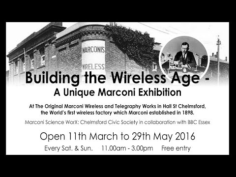 CRHnews - Building the Wireless Age at Marconi