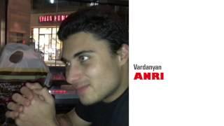 Gor Vardanyan's Family