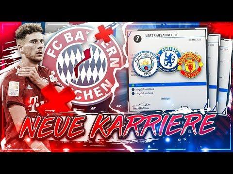 FIFA 19: WIR STARTEN EINE NEUE KARRIERE!! 🔥🔥 - VON BAYERN ZU ??? 😳