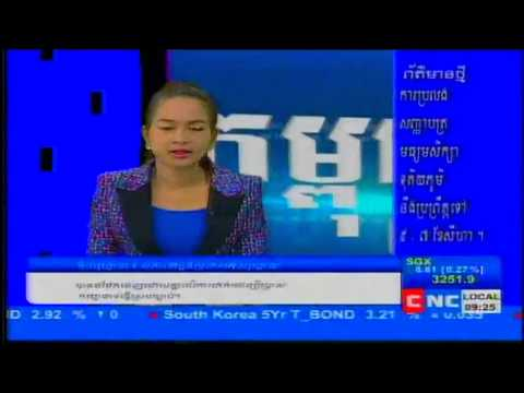 Khmer news cnc cambodia today hot news 02 08 2013 youtube
