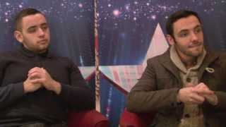 Britain's Got Talent 2013: Johnson Brothers interview