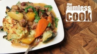 St. Patrick's Day Recipe - Lamb Stew With Colcannon