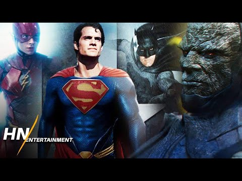 What Zack Snyder Was Planning for Justice League 2 (Superboy & Batman's Death) Mp3