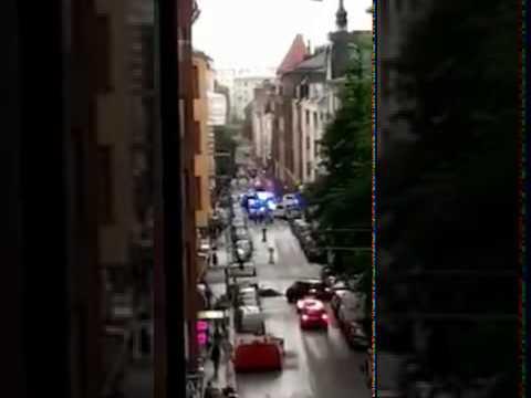Finnland helsinki car attack