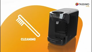 TASSIMO SUNY - Cleaning your T…