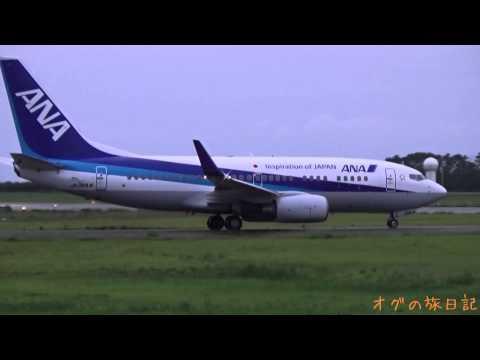 新潟空港(KIJ) - 福岡(FUK) ANA ボーイング 737-700