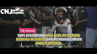 Gambar cover Story wa drag bike||quotes cinta#3