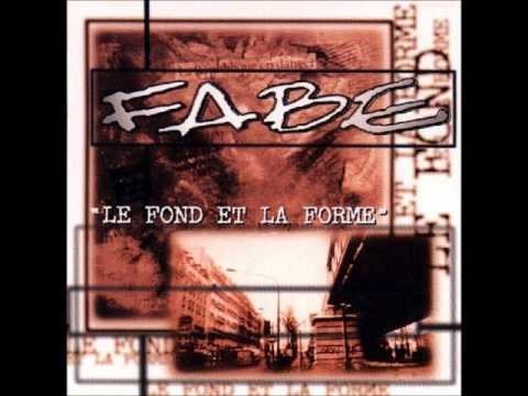 Youtube: Fabe – Le fond et la forme  (Full Album)