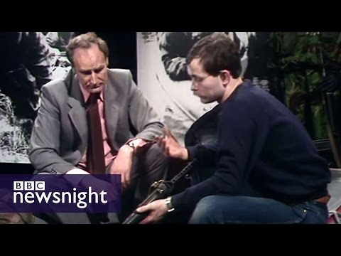 Newsnight archives (1982) - Falklands report