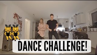ULTIMATIVE DANCE CHALLENGE MIT LEO + KAT! | 22.10.2017 | AnKat
