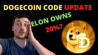 DOGECOIN CODE UPDATE  DOGECOIN WALLET WITH 20 OF DOGE DOGE NEWS