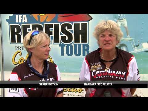 IFA Redfish Tour Regional In Port Aransas, Texas