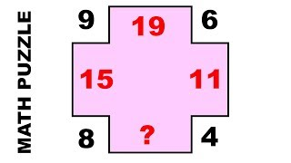 Maths puzzles with answers I Brain Teasers I Number puzzles