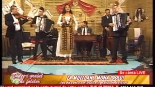 Mona Idolu - Am trecut prin viata - LIVE 2015