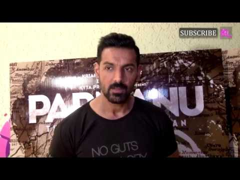 John Abraham interview For Film Parmanu The Story of Pokhran