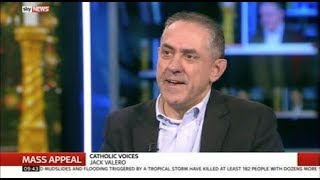 Jack Valero on Sky News: why so few young people go to Church on Christmas Day