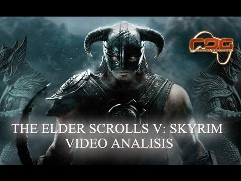 Video Análisis: Elder Scrolls V Skyrim