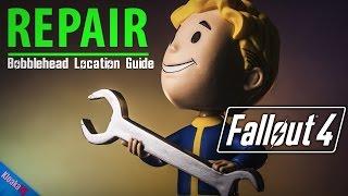 fallout 4 repair bobblehead location guide