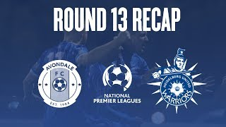 2018 NPL Victoria (Round 13) - Avondale vs Heidelberg United | Highlights | 25.05.2018