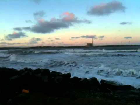 Cape Breton, Nova Scotia, Wave surges
