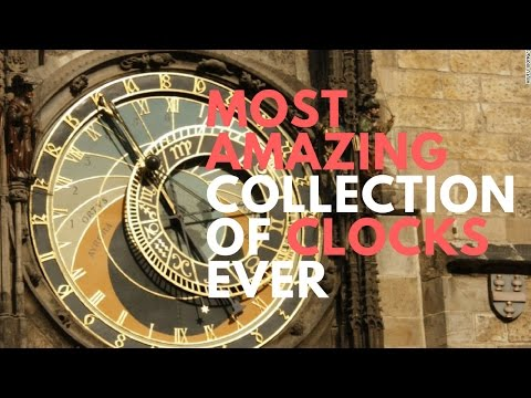 Most Amazing Collection Of Clocks Ever | Travel | Salar Jung Museum | Hyderabad, India