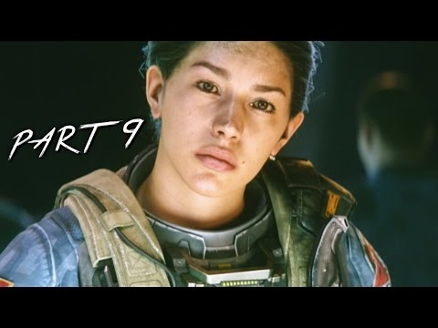 Call of Duty Infinite Warfare Walkthrough Gameplay Part 9 - Omar - Campaign Mission 9 (COD IW)