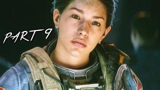 Call of Duty Infinite Warfare Walkthrough Gameplay Part 9 - Omar - Campaign Mission 9 (COD IW)
