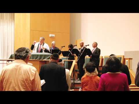 Selichot Service Highlights With Cantor Jack Mendelson